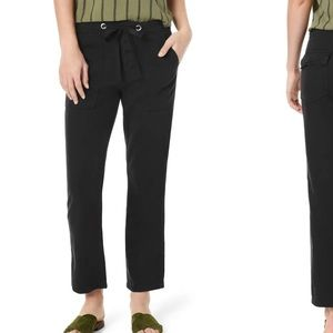 NWOT Joe's Jeans Relaxed Twill Drawstring Pants